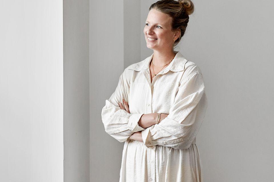 Designerin Kristina Dam