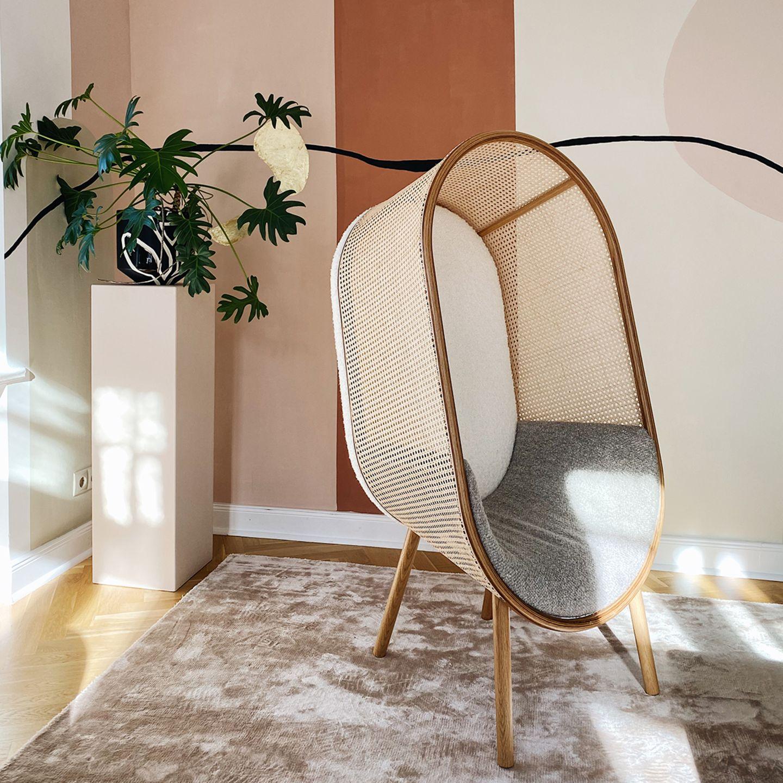 Rundbogen Cocoon Lounge Chair