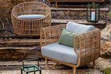 """Lounge-Kollektion """"Nest"""" von Cane-Line"""