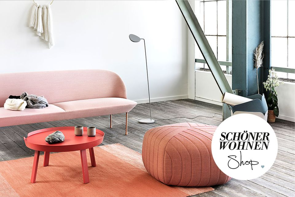 Muuto – tolles skandinavisches Design im SCHÖNER WOHNEN-Shop