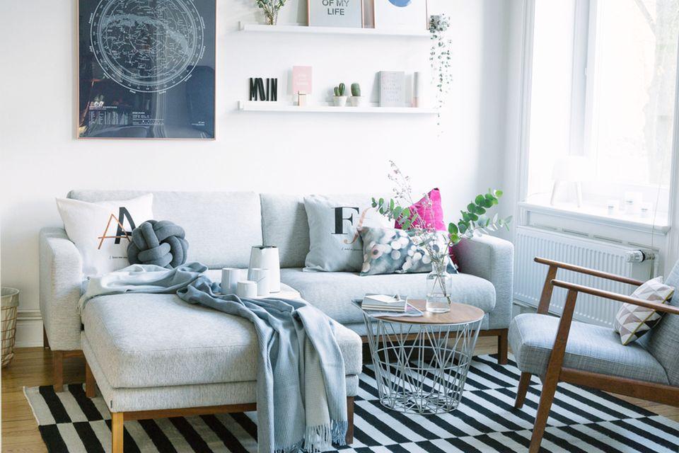 COUCHstyle.de: Wohnzimmer