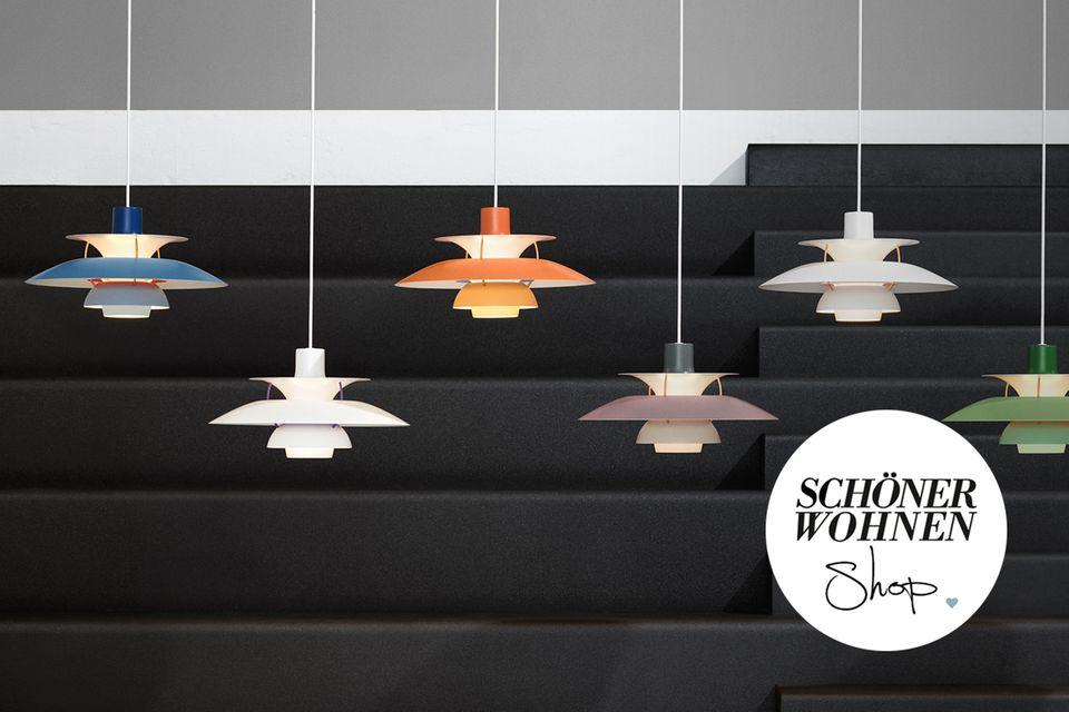 SCHÖNER WOHNEN-Shop: Deckenleuchten