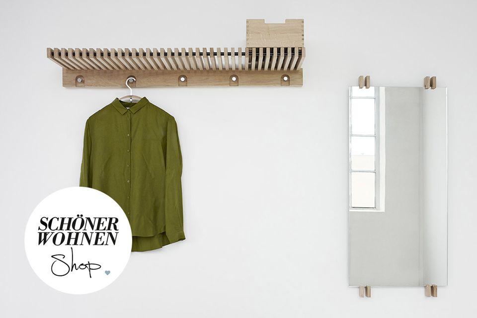 """Garderobe """"Cutter"""" von Skagerak"""