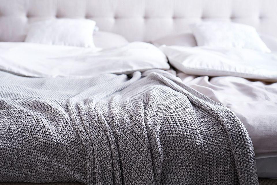 Textilien der SCHÖNER WOHNEN-Kollektion
