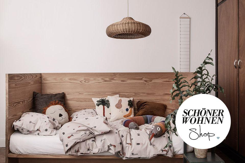 Geschmackvolle Möbel und Accessoires von Ferm Living im SCHÖNER WOHNEN-Shop