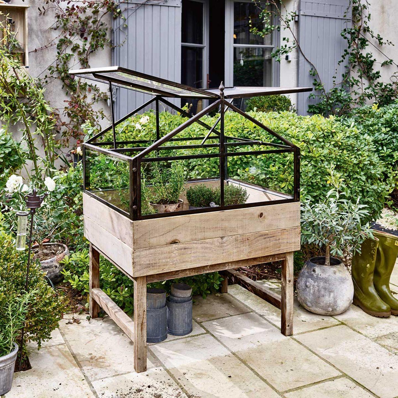 Hochbeete Ideen für Terrasse, Balkon & Garten   [SCHÖNER WOHNEN]
