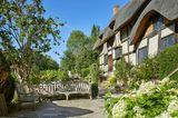Anne Hathaway's Cottage-Garten
