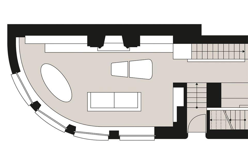 Grundrisse HÄUSER 6/2016 - Haus Sestig