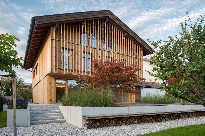 Haus Schliersee: Südseite