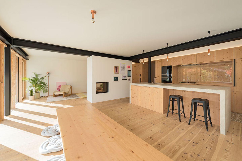 Haus Schliersee: Esszimmer