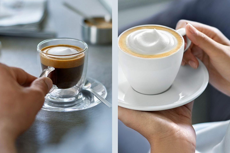 """Kaffeevollautomat """"EQ.6 plus"""" von Siemens"""