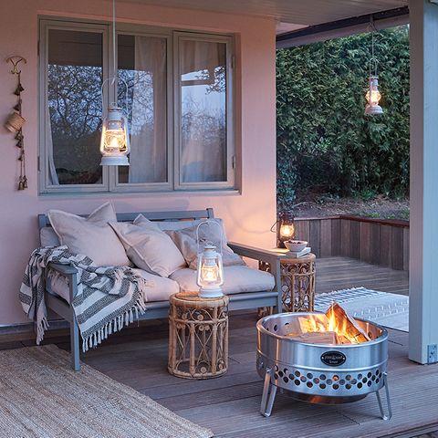 Sponsored by Feuerhand: Gemütliche Abende mit dem Outdoor Set von Feuerhand im Wert von über 400 € zu gewinnen