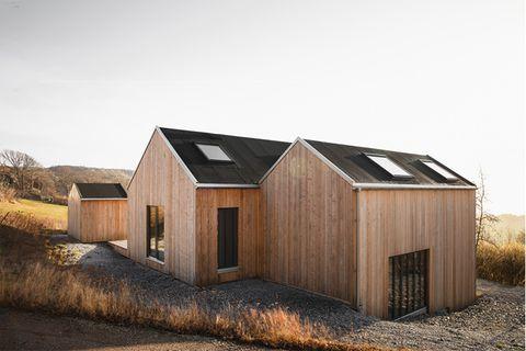 Knappes Gut: Die Preisentwicklung beim Holz macht Bauten wie dieses schwedische Sommerhaus von Karimoku Case Study und Norm Architects zu Luxusobjekten.