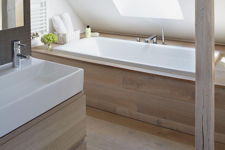 Notwendig: Beim Dachstuhl ist Holz kaum zu ersetzen. Das führt mitunter zu Wartezeiten.