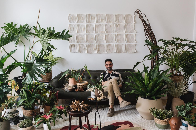 Pflanzenexperte und Urban Jungle Blogger Igor Josifovic-Kemper