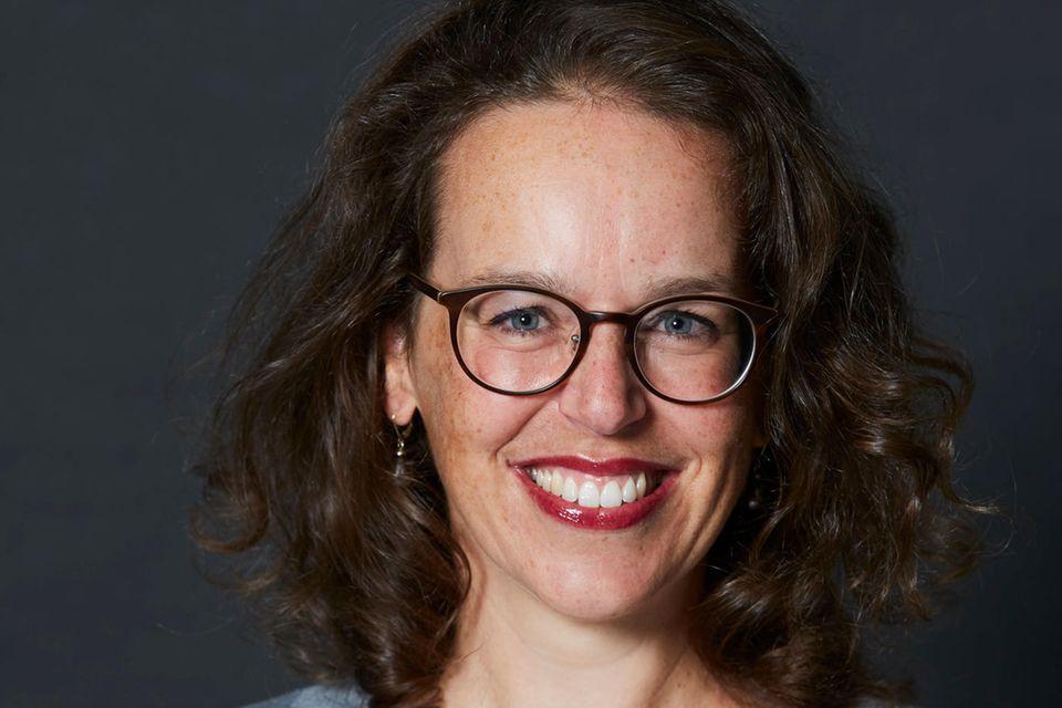 SCHÖNER WOHNEN Pflanzenexpertin Simone Knauss