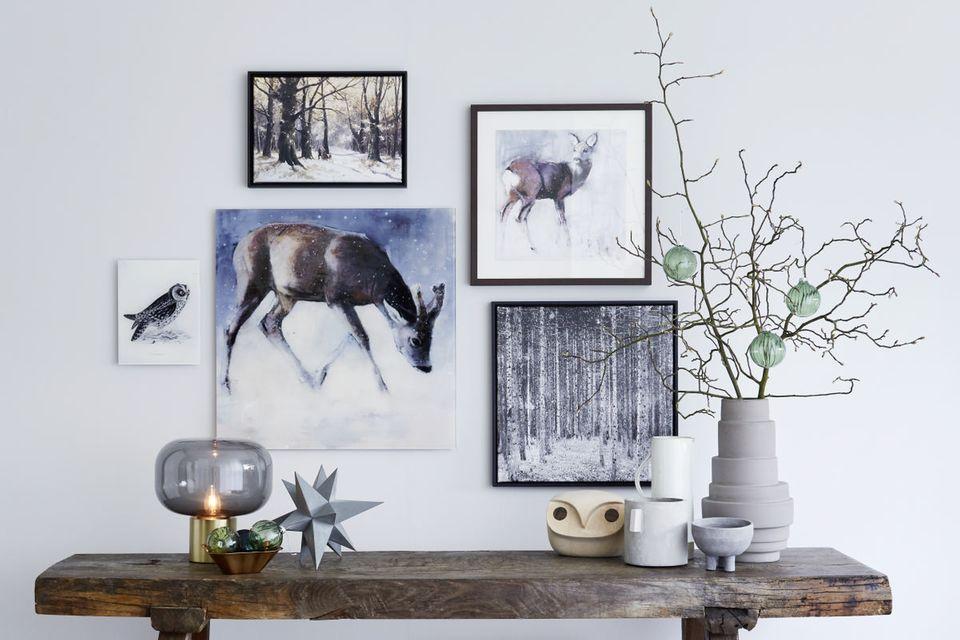 Collage: individuelles Gesamtkunstwerk