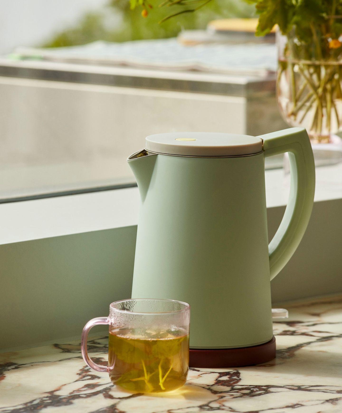 Wasserkocher Sowden von Hay in Mint