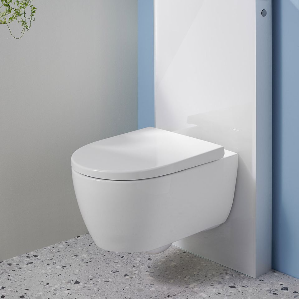 """Wand-WC """"Monolith"""" von Geberit"""