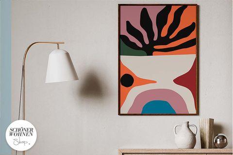 Farbstark: Die SCHÖNER WOHNEN-Designfarben