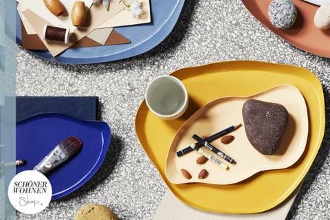 Mit Lamellen: Neue Küchenfronten von Contur