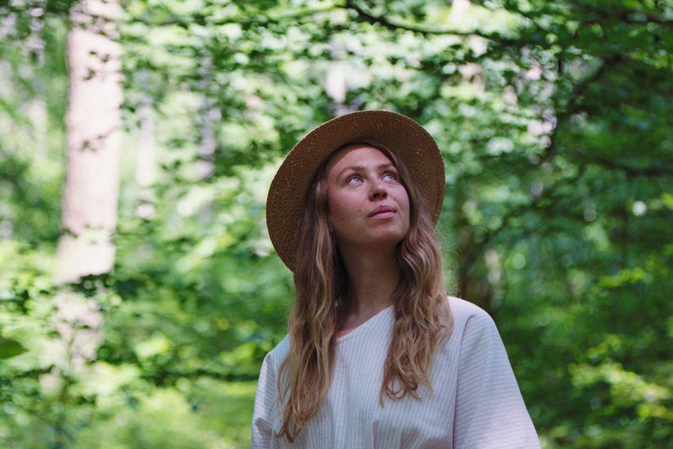 Waldbaden-Expertin Lara Leonie Keuthen