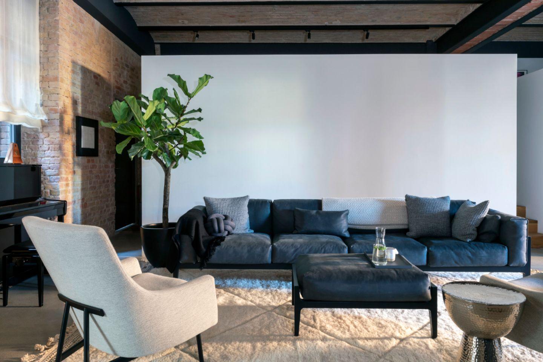 Wohnzimmer Familienloft