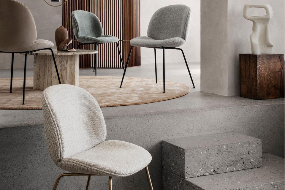 Beetle Chair von GamFratesi für Gubi