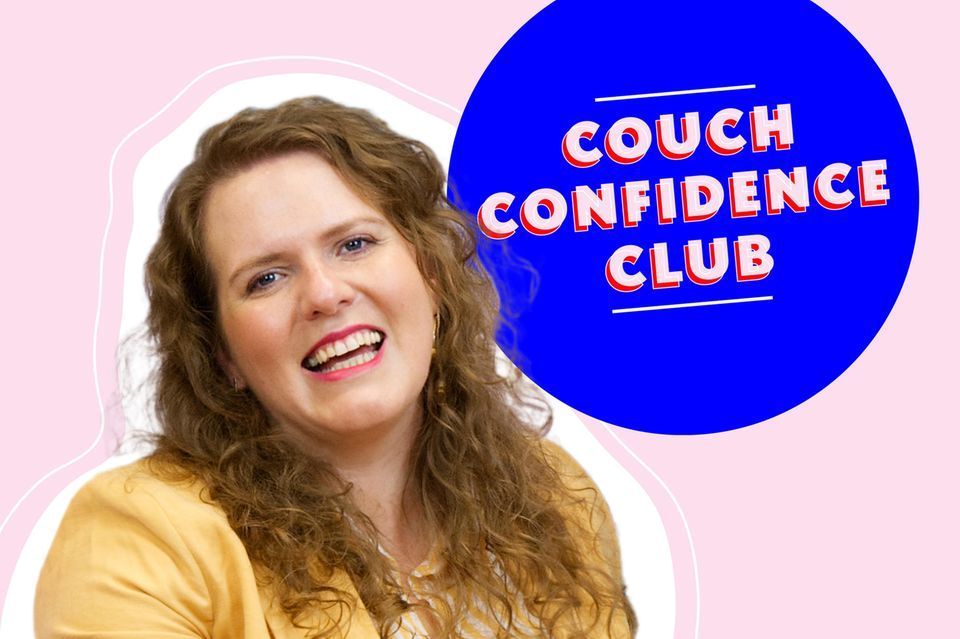 Hostin des COUCH Confidence Club: Antje Fasshauer